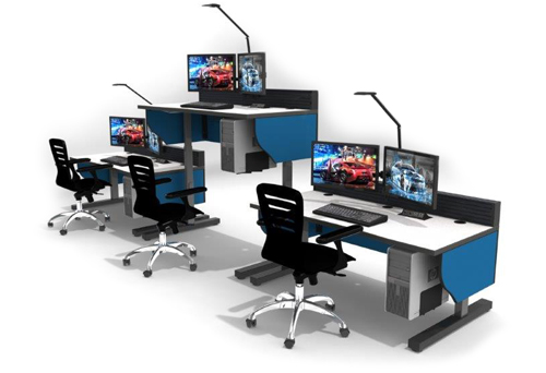 Command-Flex-Adjustable-Height-Sit-Stand-Control-Room-Console