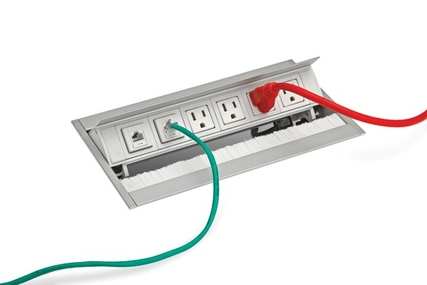 Pop-Up Power Solutions For Control Rooms
