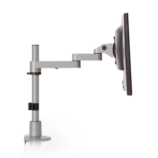 articulating monitor arm for control room consoles 2 - Single Monitor Arm
