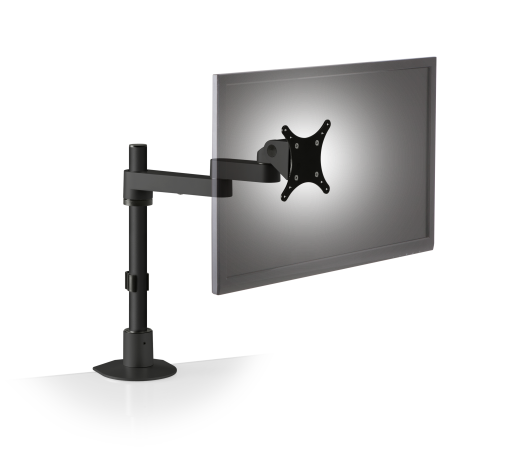 articulating monitor arm for control room consoles - Single Monitor Arm