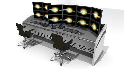 Command Watch NOC Furniture