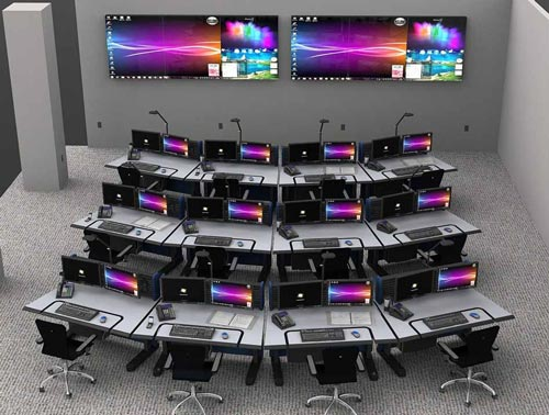 Command tech adjustable consoles rendering