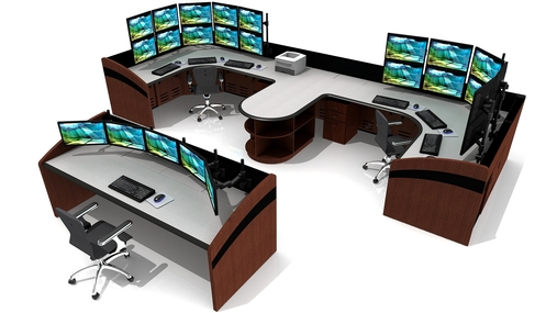 Command Watch NOC Consoles