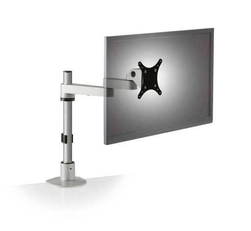 pole mount 9112 s 124 front.512x0 - Articulating Monitor Arm