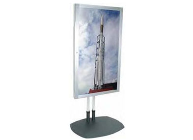 Control Room Console furniture large display mounts