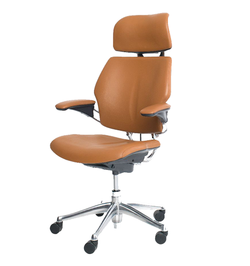 7x24 Freedom Task Chair Front 1 - Freedom 7x24 Task Chair