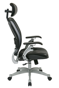 7x24 Console Seating 1 - Light Air Task Chair
