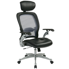 7x24 Console Seating Chair 1 - Light Air Task Chair