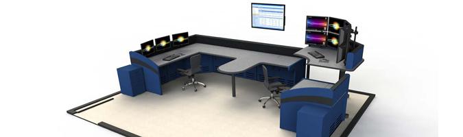 adjustable height furniture rendering