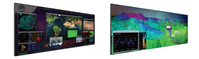 command center data wall pics