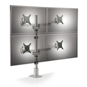 pole mount 9120 d 124 front.512x0 300x300 - Quad Monitor Arm