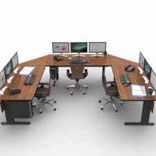 NOC Furniture computer console image